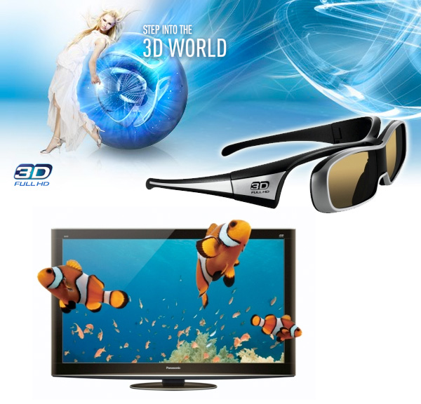 3D HDTV at Moss of Bath